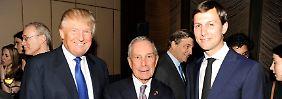 Angst vor Trump und Cruz: Michael Bloomberg tritt nicht an