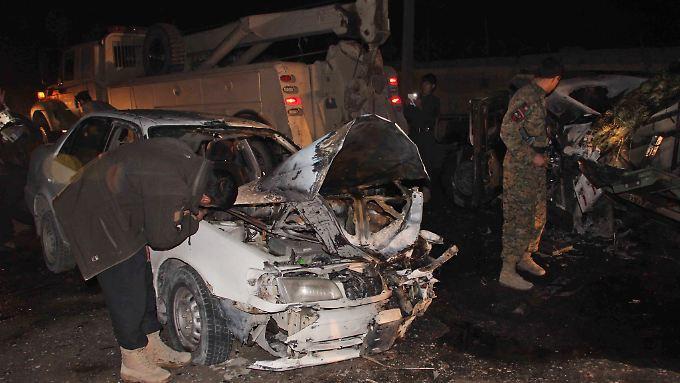 Die Provinz Helmand ist seit Jahresbeginn bereits durch mehrere Anschläge erschüttert worden.
