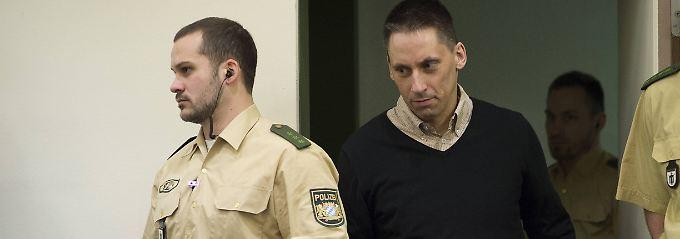 Ralf Wohlleben ist im NSU-Prozess erneut schwer belastet worden (Foto vom 2. März 2016).