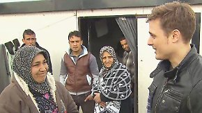 Warten auf den Frühling: Flüchtlinge im Libanon träumen von Deutschland