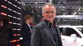 Friedhelm Engler verantwortet als Director GME Advanced Design die gestalterische Zukunft bei Opel.