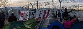 Balkanroute geschlossen: Nationale Alleingänge stellen EU vor vollendete Tatsachen