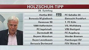 """Holzschuh tippt den Spieltag: Für den BVB wird's gegen Mainz """"knapp"""""""