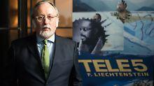 Liechtenstein wird im Rahmen eines Projekts ab dem 14.03.2016 als vorübergehender Senderchef des Fernsehsenders Tele 5 agieren.