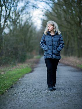 Annette Bleß verlor ihre Tochter bei dem Unglück.