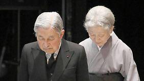 Gedenken an Fukushima-Opfer: Japan hält an der Atomkraft fest