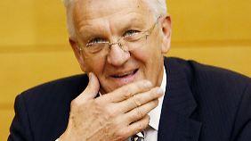 Kretschmann und die schwache SPD: FDP könnte in Baden-Württemberg Zünglein an der Waage werden