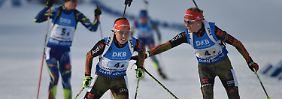 Heimtriumph für Norwegerinnen: Biathlon-Damen gewinnen WM-Bronze