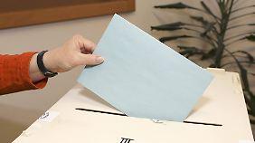Vieles ist möglich: Landtagswahlen mit Spannung erwartet