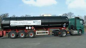 Neues Dallas in Hessen?: Erdöl-Testförderung in Riedstadt gestartet