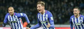 Europa rückt näher: Hertha durchbricht den Schalke-Fluch