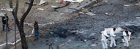 """Zahl der Toten steigt auf 37: Ankara liegen """"konkrete Hinweise"""" vor"""