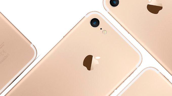 Auf Basis der Leaks: So könnte das iPhone 7 von hinten aussehen.