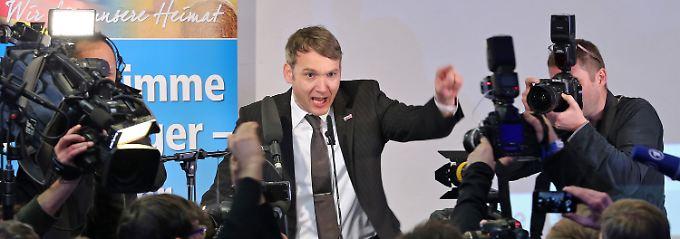 Klatsche für die etablierten Parteien: Wer wählt eigentlich die AfD?