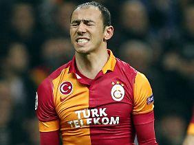Der Vater von Umut Bulut hatte Galatasarays Auswärtsspiel in Ankara besucht.