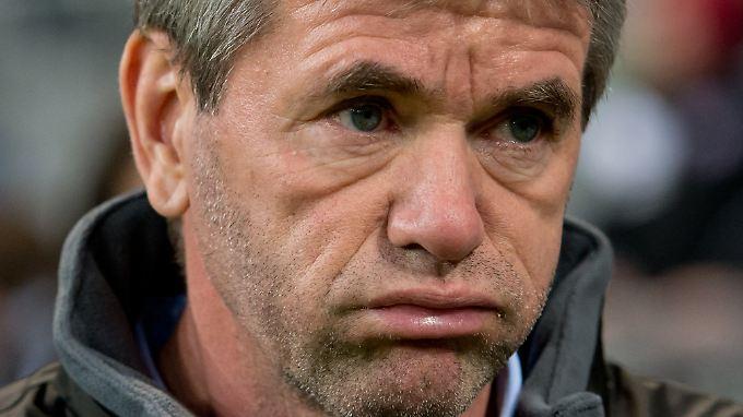 Ob er weiß, worauf er sich einlässt? Friedhelm Funkel übernimmt die Fortuna aus Düsseldorf in prekärer Situation.