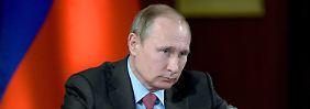 Überraschender Rückzug: Putin ordnet Abzug von Soldaten an