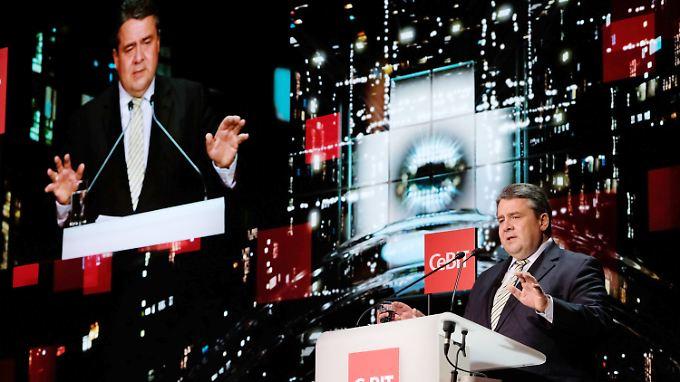Gabriel auf der Cebit: Deutschland will in den Netzausbau investieren