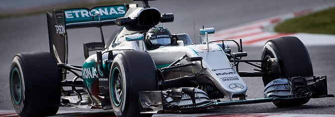 Mercedes verspricht außerdem einen kernigeren Sound des W07, nachdem das Wastegate-Ventil am Auspuff per Reglement nach außen hin geöffnet wurde. Allerdings sind in dieser Saison auch die Kunden mit dem PU106C unterwegs.