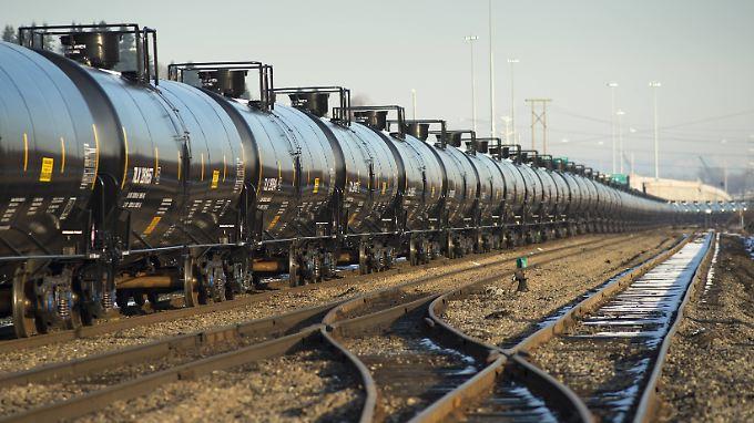 Das aktuelle Überangebot auf dem Ölmarkt scheint nun wieder stärker Beachtung zu finden.