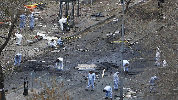Bei dem Anschlag kamen 37 Menschen ums Leben.