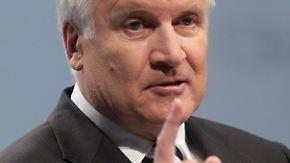 Seehofer-Kritik an Merkel: Stimmung vor dem Koalitionstreffen ist gereizt
