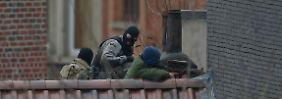 Nach Anti-Terror-Razzia in Brüssel: Polizei identifiziert toten Terrorverdächtigen