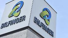 6,2% Zinsen und 25% Sicherheit: Bilfinger-Aktienanleihe Protect Plus