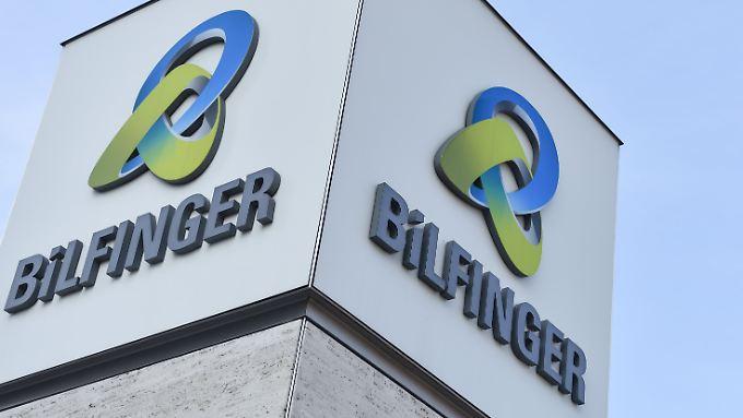 Der im MDax notierte Bilfinger-Konzern stellt sich nach dem Rekordverlust auf ein Übergangsjahr ein.
