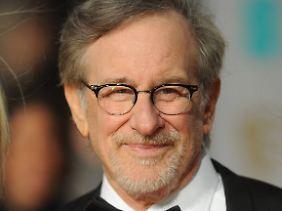 Auch Kultregisseur Steven Spielberg ist wieder mit von der Partie.