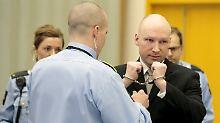 """""""Staat will mich töten"""": Breivik beklagt unmenschliche Behandlung"""