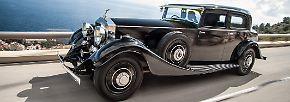 Was die Käufer riesiger Chauffeur-Limousinen wie Phantom (ab 1925) freilich ebenso goutierten wie die sogenannten Gentleman-Fahrer ...