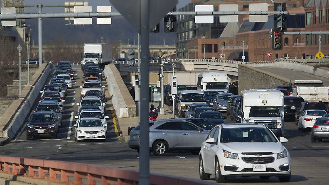 Verkehrschaos in Washington: Für 29 Stunden fährt keine U-Bahn