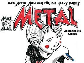 """""""Mal döch mal Metal"""", Zwerchfell-Verlag, 28 Seiten, 10 Euro."""