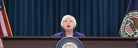 Gold, Öl und Dow ziehen steil an: US-Notenbank lässt Leitzins unverändert