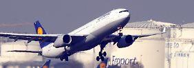 Alles in allem verzeichnet die Lufthansa ein erfolgreiches Geschäftsjahr.