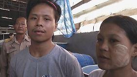 Leibeigenschaft in Thailand: Whistleblower befreit Ehefrau aus Zwangsarbeit und wird verhaftet