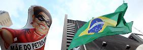 Tumultöse Stimmung in Brasilien: Bundesrichter lehnt Minister Lula ab