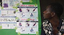 Die verheerende Ebola-Epidemie in Westafrika kostete mehr als 11.000 Menschen das Leben.