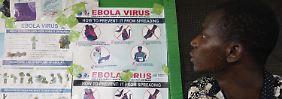 Kampf gegen tödliches Virus: Ebola bricht erneut in Guinea aus