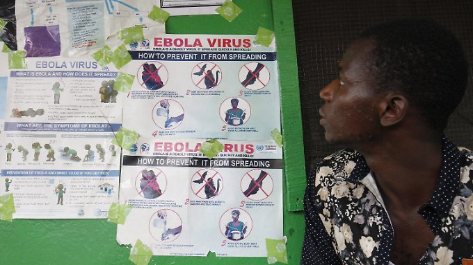 Die Behörden in Guinea hatten gehofft, das Ebola-Virus besiegt zu haben (Archivbild).