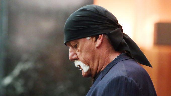 Nach der Urteilsverkündung sollen Tränen bei Hulk Hogan geflossen sein.