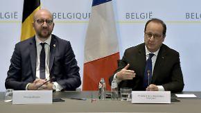 """Festnahme von Paris-Attentäter Abdeslam: Hollande: """"Zahl beteiligter Personen weitaus größer, als angenommen"""""""