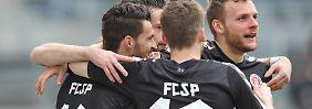 Funkels turbulentes Debüt gelingt: St. Pauli meldet sich zurück