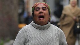 Tote und Verletzte bei Anschlag: Schwere Explosion erschüttert Einkaufsstraße in Istanbul