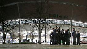 Vier Tage nach den Anschlägen von Paris wurde ein Länderspiel gegen die Niederlande kurzfristig abgesagt.
