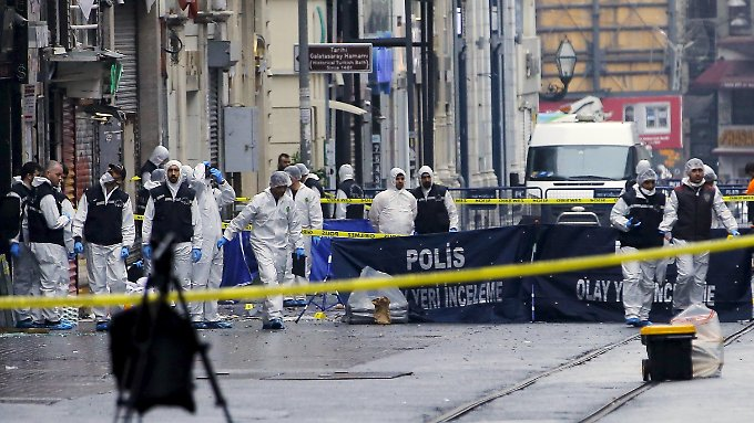 Der Selbstmordattentäter hatte am Samstag vier Menschen mit in den Tod gerissen.