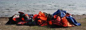 Hunderte erreichen Griechenland: Europa stolpert ins Abkommen