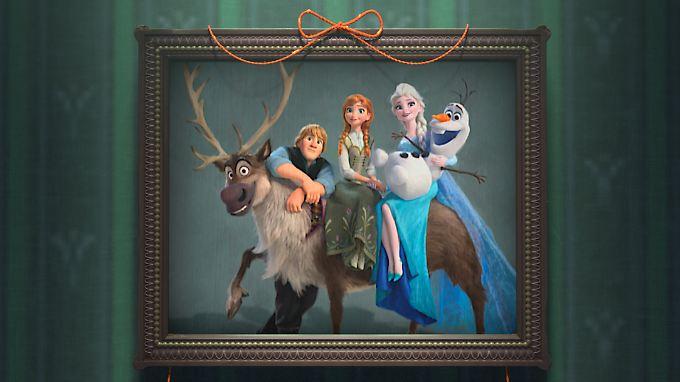 """""""Mit Frozen Fever"""" lieferte Disney einen kleinen Appetithappen. Jetzt kommt endlich ein richtiger Kinofilm."""