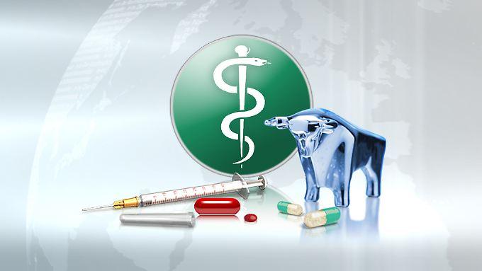 Investieren in Gesundheit ist das erste Thema unserer Mega-Trend-Reihe.